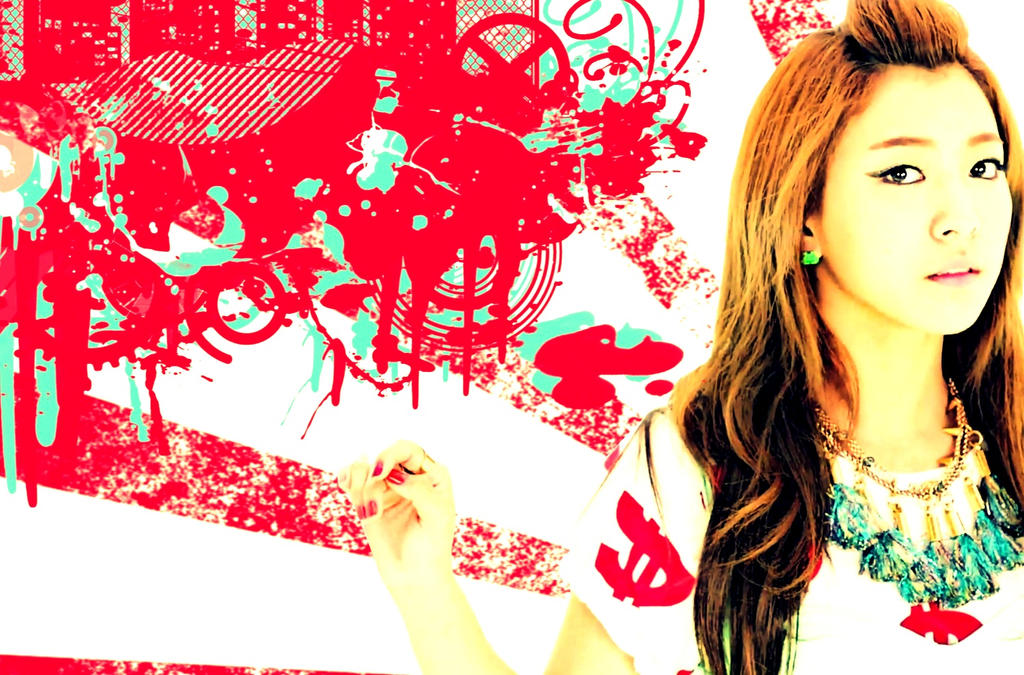 FREE! f(x) Electric Shock Luna Wallpaper! by ... F(x) Luna Electric Shock