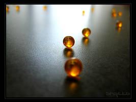 Icy Orbs by Shreeb