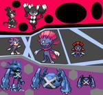 Pokemon-Sonic-FC contest entry by DarkAngel423