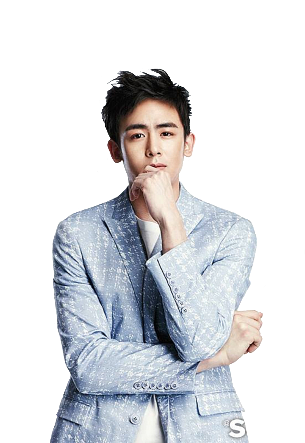 2pm nichkhun render png by seouleater on deviantart