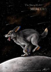 The Starry Wolves - Mercury by ZilvenArt