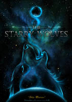 The Starry Wolves - Characters Book Cover by ZilvenArt