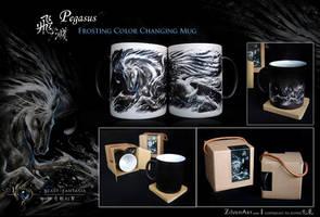 PEGASUS Color Changing Mug