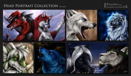 Head Portrait Collection