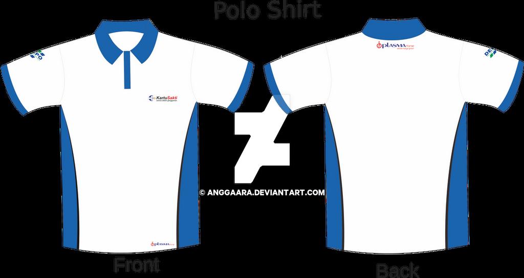 Portofolio Desain Kaos Polo By Anggaara Polos