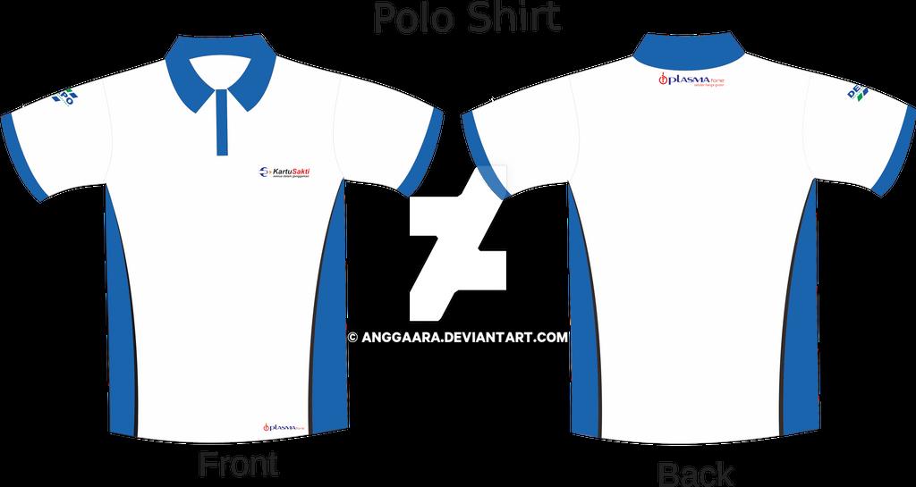 Portofolio Desain Kaos Polo By Anggaara On Deviantart