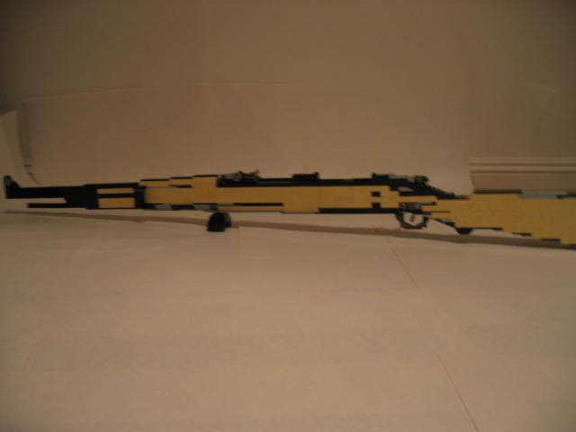 Lego Mauser 98k Karabiner By Mcbobjoe On Deviantart
