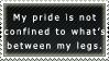 Stamp - My Pride...
