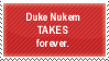 Stamp - Duke Nukem... by BowChickaBowWow