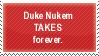 Stamp - Duke Nukem... by BowChickaBowWow