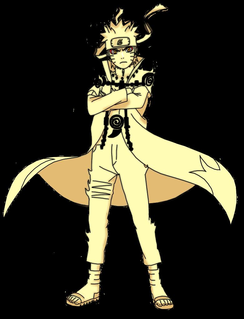 ...: Naruto Hokage :... by MiaHinasakie