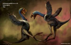 Incisivosaurus gauthieri by PREHISTOPIA