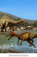 Cretaceous Spain by PREHISTOPIA