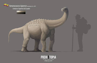 Yamanasaurus lojaensis