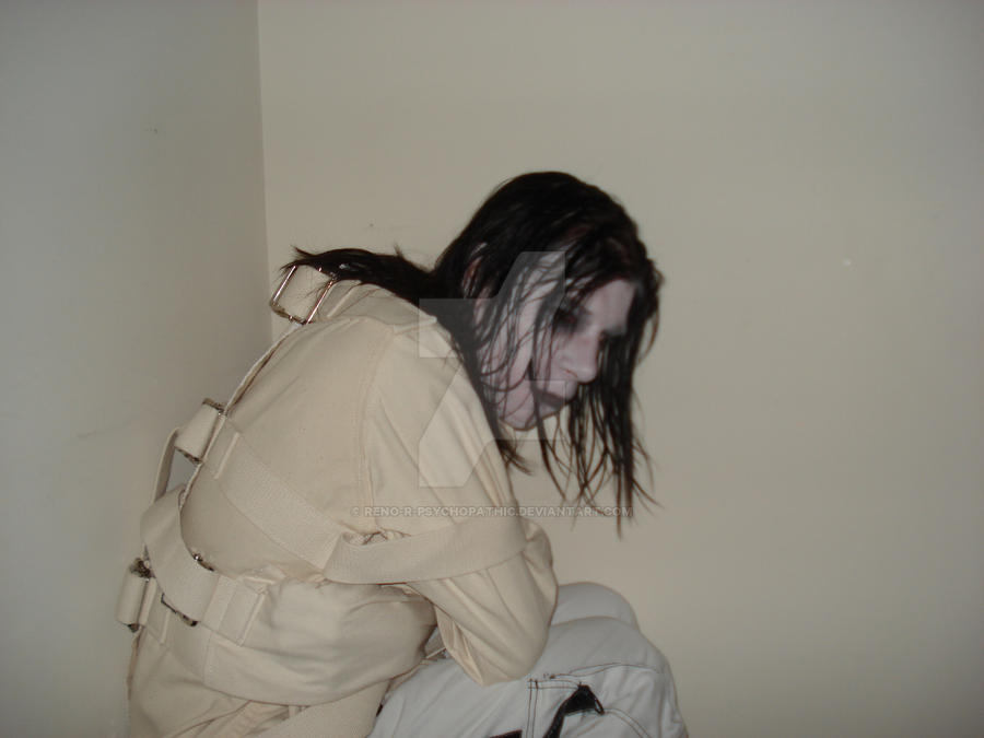 Straight Jacket Photo by Reno-R-Psychopathic on DeviantArt