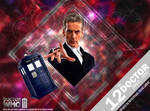 Doctor Who 50th Anniversary - The 12th Doctor