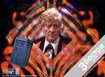 Doctor Who 50th Anniversary - The 3rd Doctor