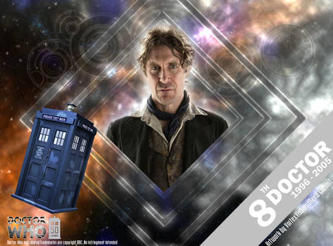 The 8th Doctor - 'Night of the Doctor'