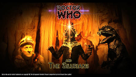 Doctor Who and The Silurians by VortexVisuals