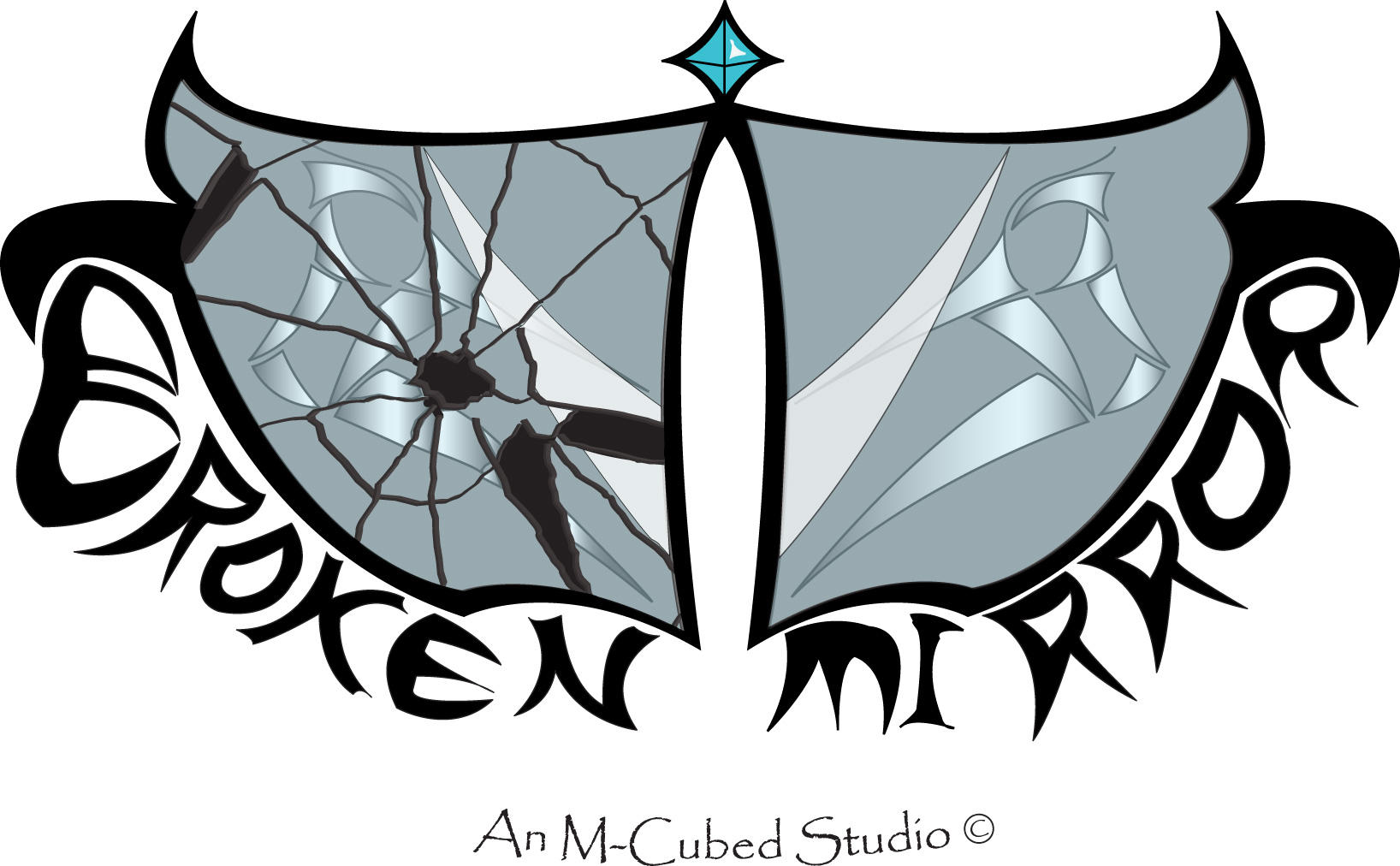 Broken Mirror Logo by M-Cubed on DeviantArt