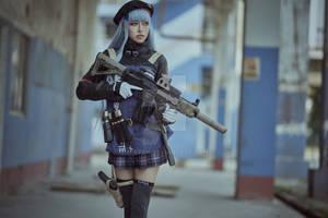GFL HK416