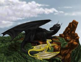 Kery Dragon by KeryDragon