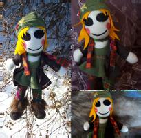 Contest Entry: Fall fashion Doll