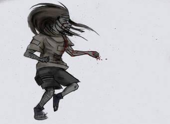 neji - facing death by SilverSalient