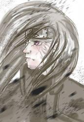 neji - prodigy by SilverSalient