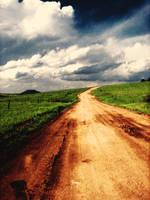'Road Head Dr.' by LithiumFlowerx