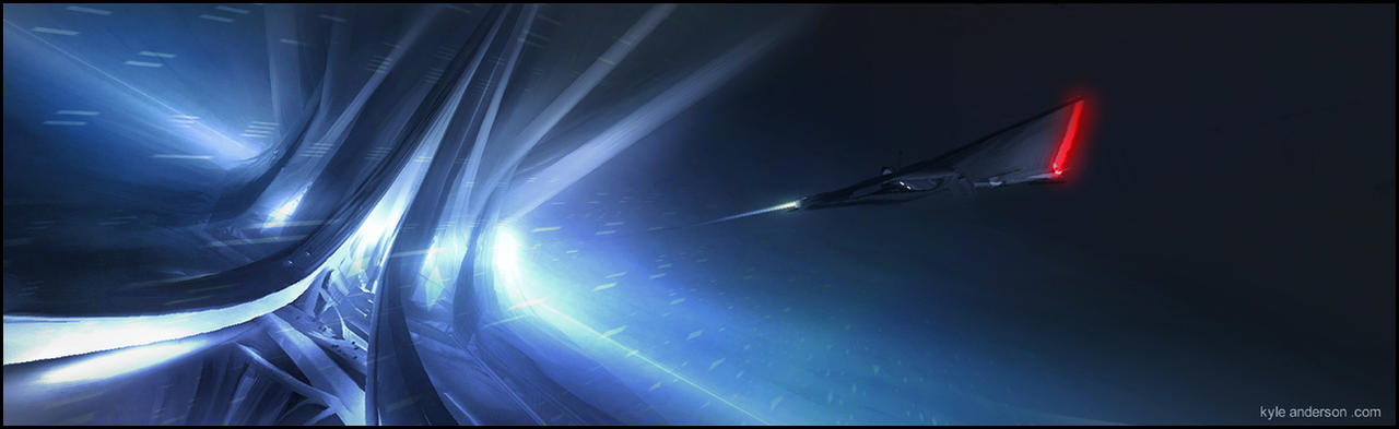 concept art for 7 b by Geistig