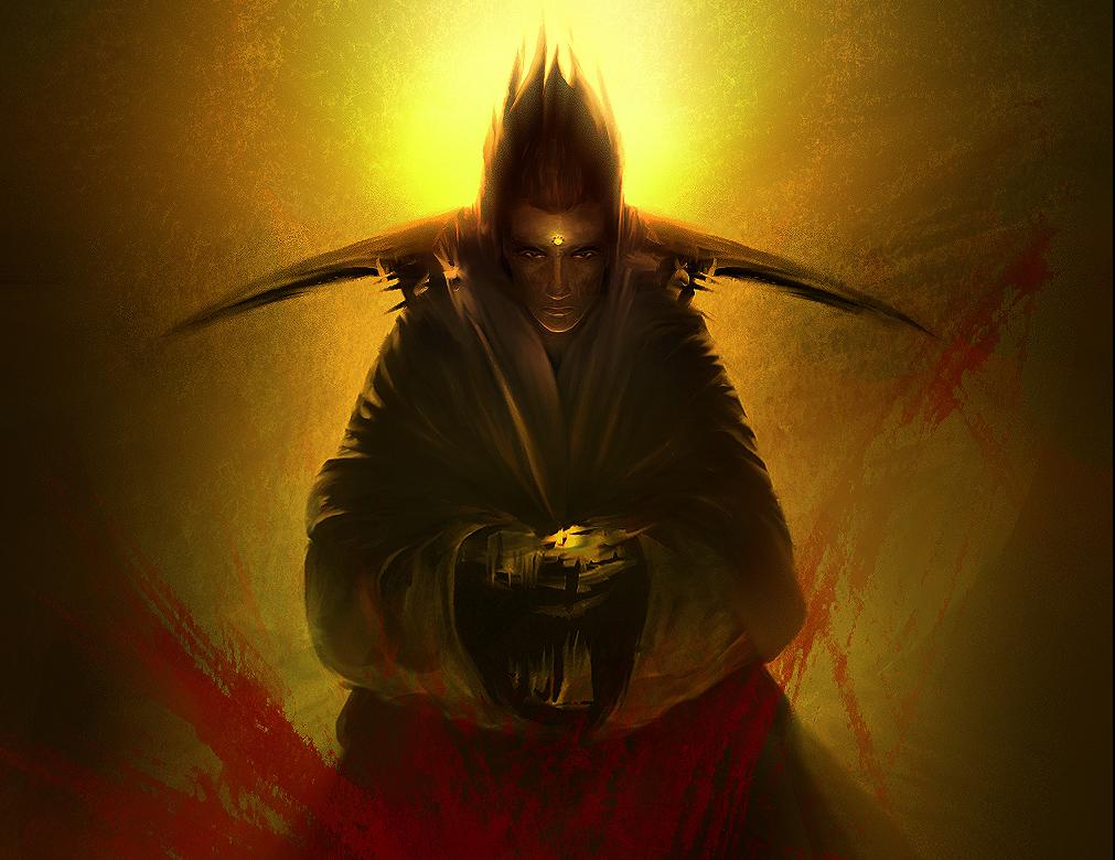 shaman i am
