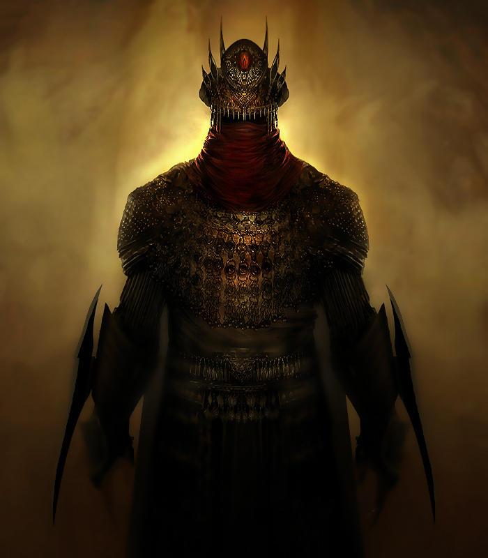haradrim king by Geistig on DeviantArt
