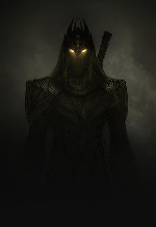 wraith-king by Geistig