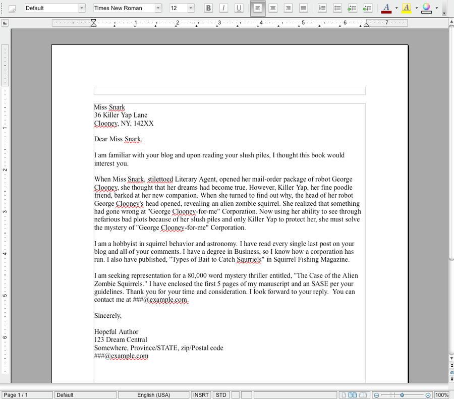 Cover Letter For Journal Submission Sample : Best Custom