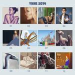 2014 by ynne-black