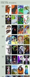 Art of 2006-2016 by ynne-black