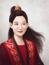 Sect Leader Wen Qing