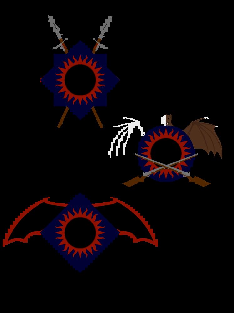 Enshaw unit icons by Pachumaster
