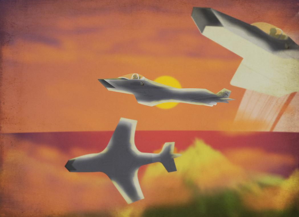 vespertine flight [updated] by Pachumaster