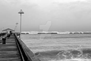 Hurricane by the Pier 2