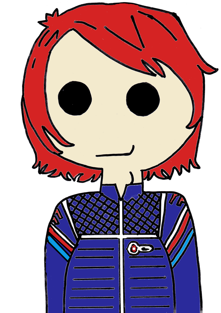 Happy 35th Birthday Gerard Way by FunGhoulGirl