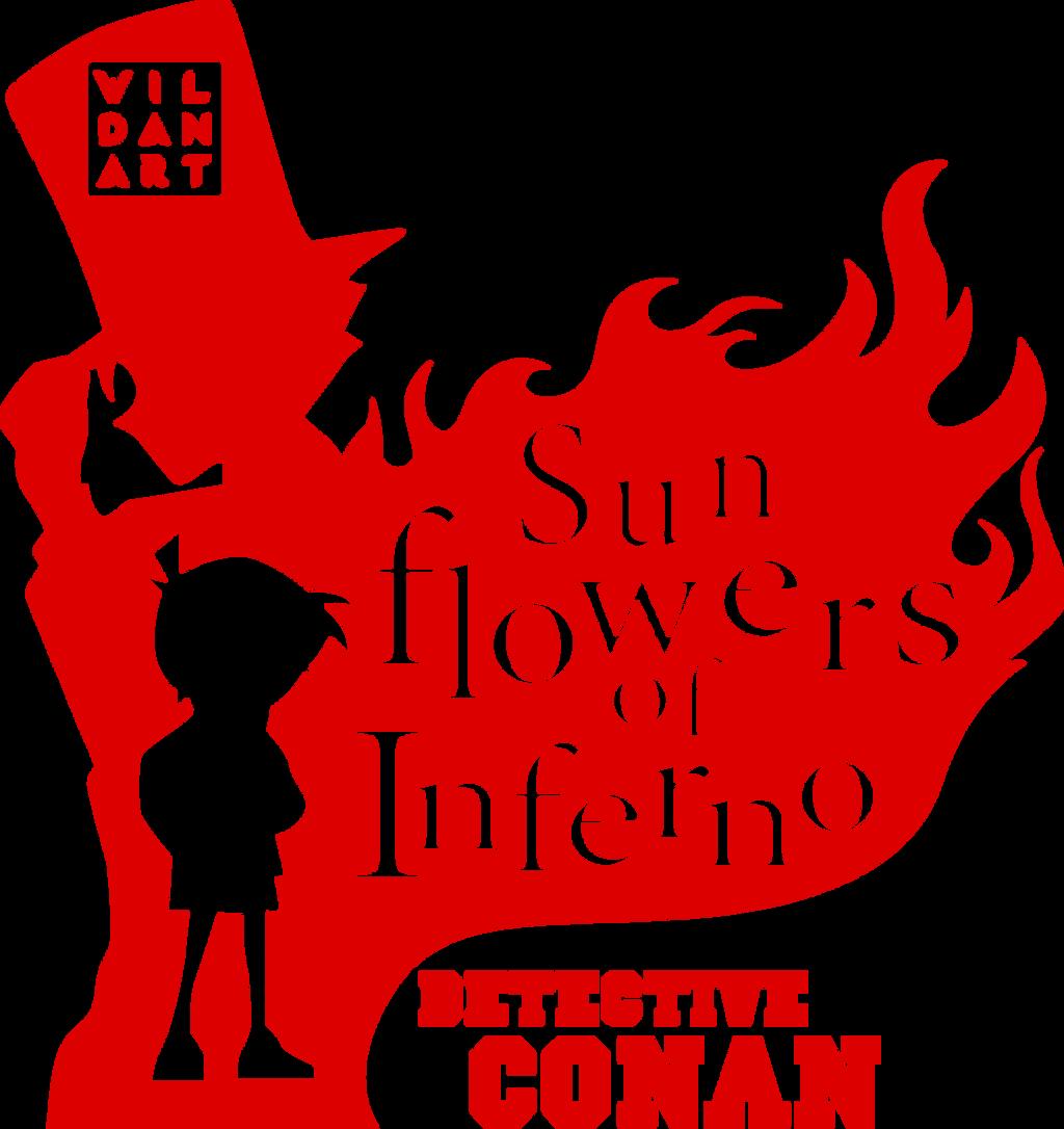 Detective Conan Movie 19 - sun flowers of inferno