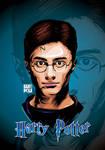 Harry Potter in Vector