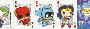 (PLAYING CARDS) FUNKO POP! DC