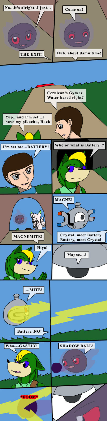 Crystal's Journey Page 38 by shinigamimaxwell