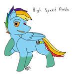 High Speed Dash