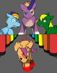 Into the Rainbow Factory 1
