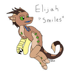 CrystalVerse - Elijah