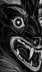 Siames The Wolf by KingofthePaleo